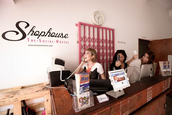 Shophouse The Social Hostel