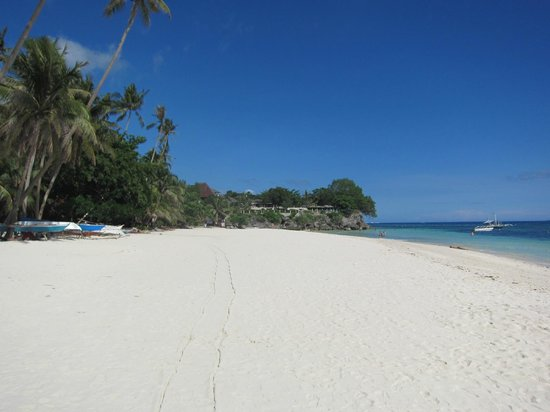 Amorita Resort: Stunning beach.....