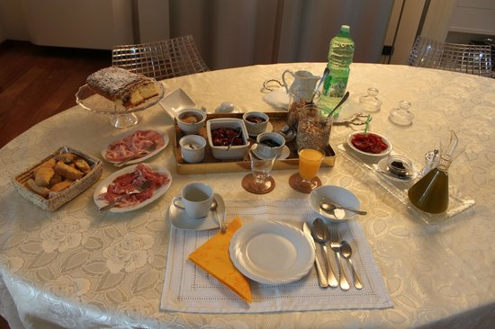 B&B Benelli: The yummy breakfast!