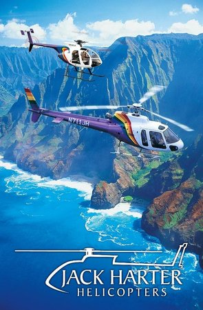 Foto De Jack Harter Helicopters  Private Tours Lihue Jack Harter Helicopte