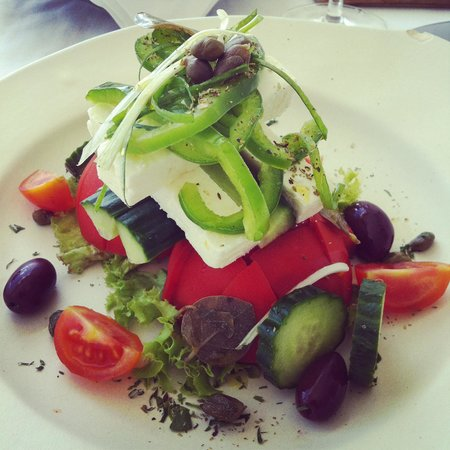 Mystique: Greek Salad