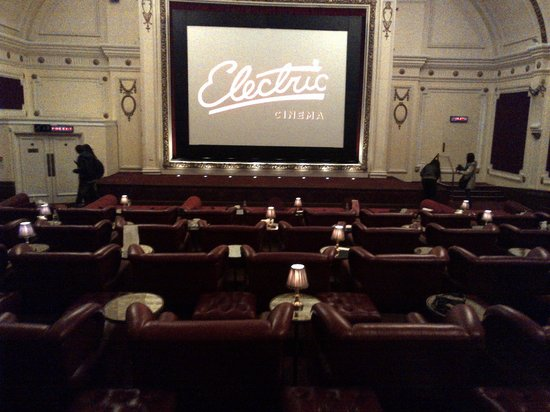 Electric Cinema... G Cinema