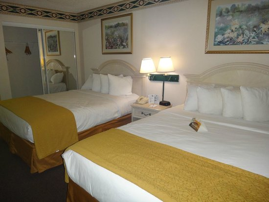 Quality Suites Lake Buena Vista: quarto