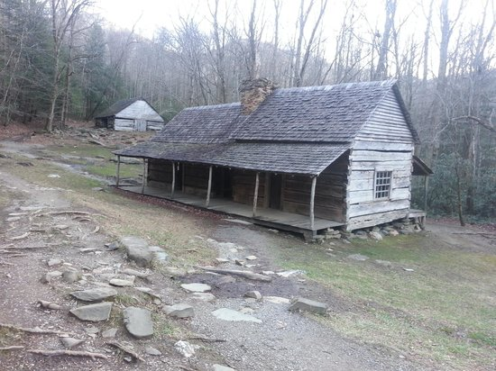 Old Mill At Creek On The Trail Picture Of Noah Quot Bud