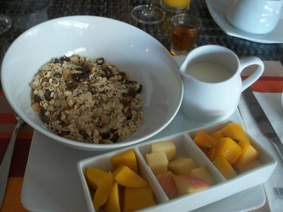 7Stones Boracay Suites: Healthy Option