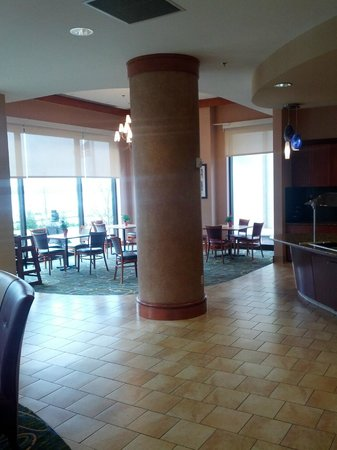 Residence Inn National Harbor Washington, DC: Lobby