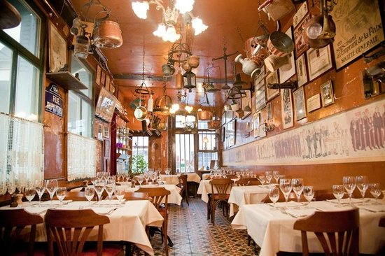 roger la grenouille paris restaurant reviews phone