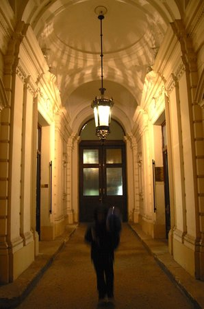 Pension Residenz: hotel entrance