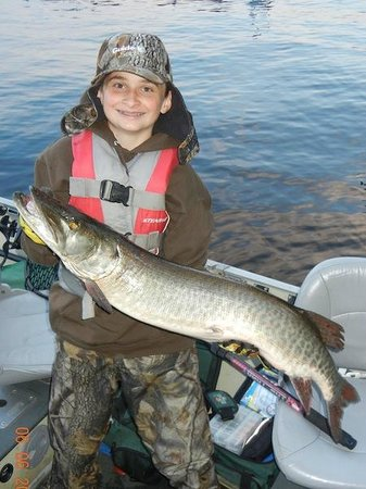 White Eagle Resort on Lake Vermilion: Muskie
