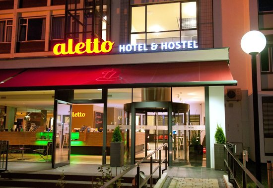 aletto Kudamm Hotel & Hostel