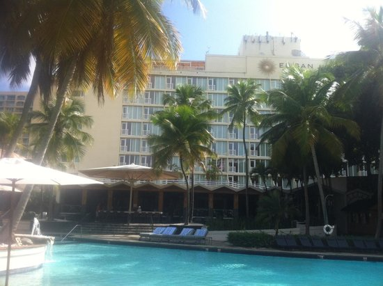 El San Juan Resort & Casino, A Hilton Hotel: Pool