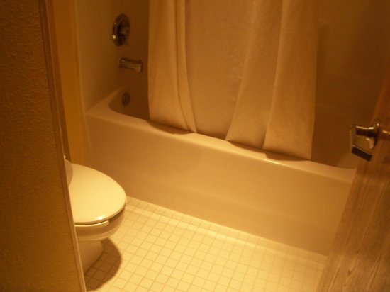 Baymont Inn &amp; Suites Springfield: Bathroom