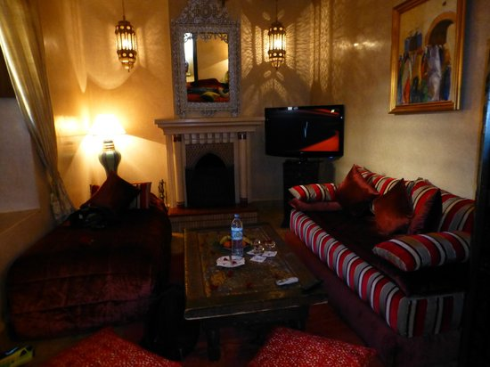 Riad Kniza: Jr suite