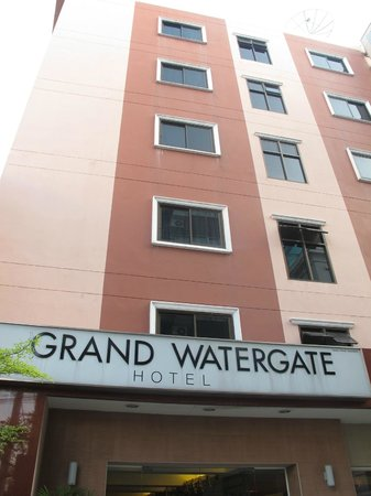 Grand Watergate Hotel: Gran Watergate hotel