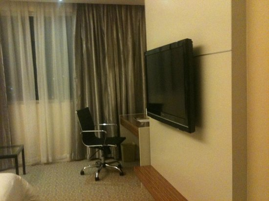 Ixora Hotel: basic room
