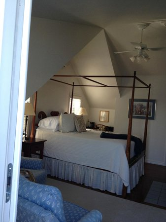 Inn at Sunrise Point: May Sarton room
