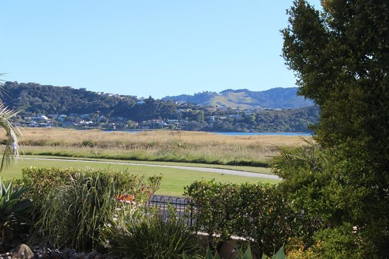 Admiralty Lodge Motel: View from unit