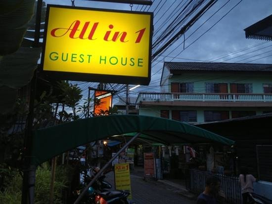 All in 1 Guesthouse: All in 1 one