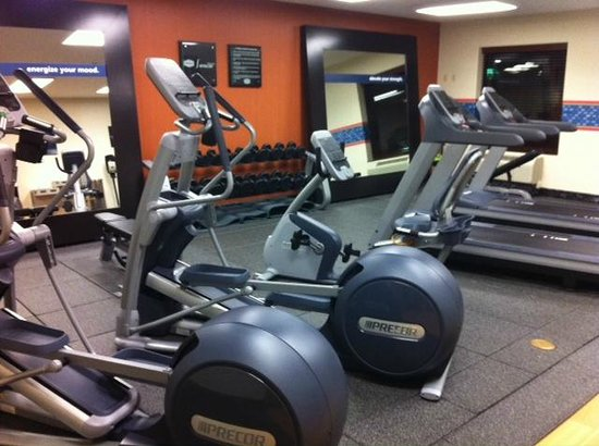 Hampton Inn & Suites Houston/Pasadena: Fitness Center