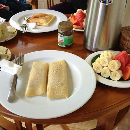 Jawi House & Painter: That is a breakfast ! :)