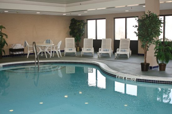 Hampton Inn Fishkill: Indoor Swimming Pool