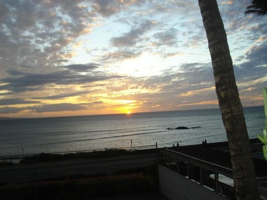 Shores of Maui: View from condo
