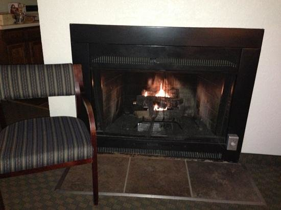 BEST WESTERN Twin Islands: cozy and warm!