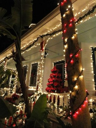 La Mer Hotel and Dewey House: La Mer at Christmas 2012