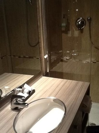 Morrisson Hotel: Bagno nuovissimo