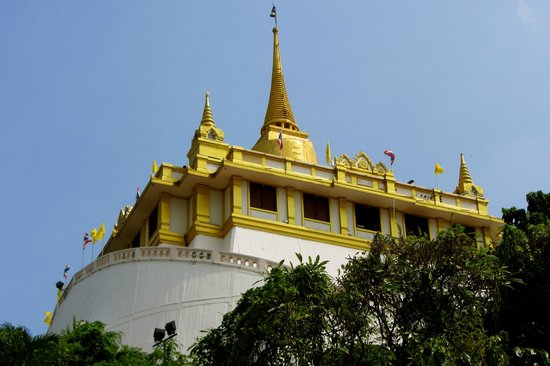 Wat Saket (Golden Mount), Bangkok, Thailand - Picture of ...