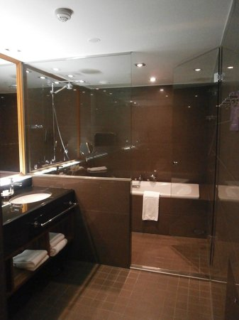 Hotel Haven: Bathroom