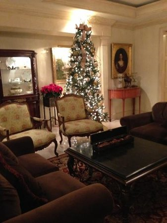 Holidays Picture Of The Ritz Carlton New Orleans New Orleans Tripadvisor