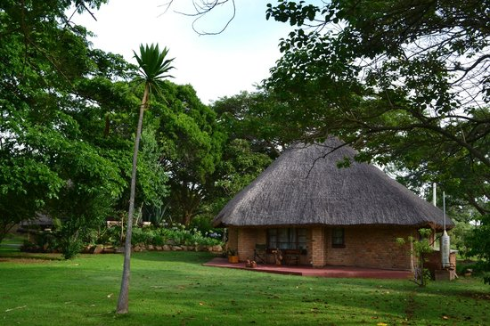 Sable Lodge at Imire Safari Ranch