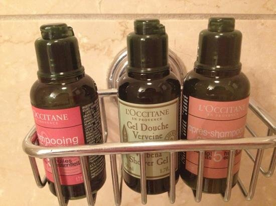Four Seasons Hotel Philadelphia: Toiletries