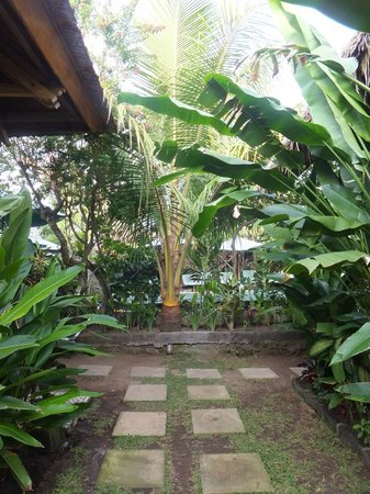 Balangan Sea View Bungalow: hotel