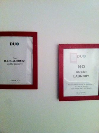 Duo Housing: more signs