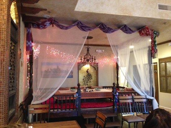 Atlas house restaurant orlando restaurant reviews for Atlas house uzbek cuisine