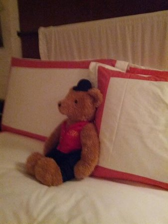 The Bowery Hotel: The Bowery bear