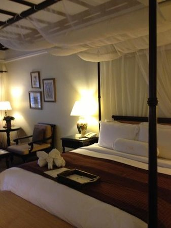 Cameron Highlands Resort: la chambre