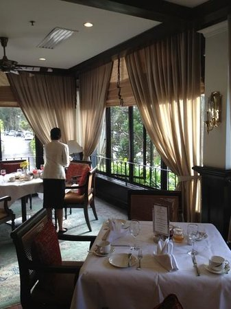 Cameron Highlands Resort: salle a manger