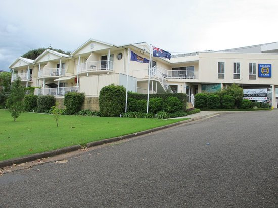 Photo of Aston Hill Motor Lodge Port Macquarie