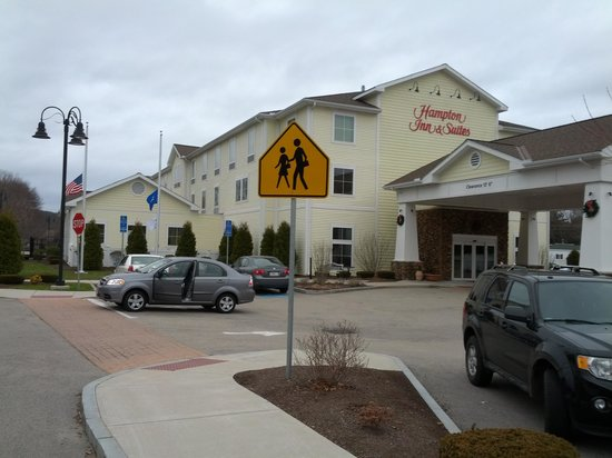 Hampton Inn & Suites Mystic: hampton inn