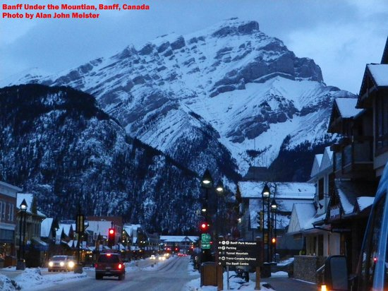 how to plan a trip to banff