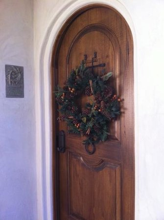 Su Nido Inn (Your Nest In Ojai): front door