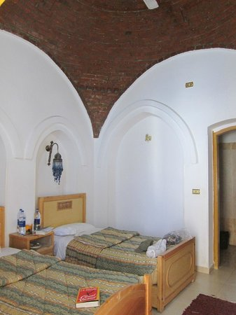 Hotel Sheherazade: standard twin bedroom