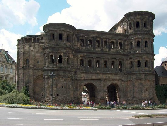 porta nigra the black door trier germany picture of trier rhineland palatinate. Black Bedroom Furniture Sets. Home Design Ideas