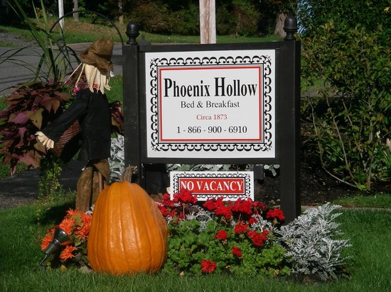 Phoenix Hollow: OutsideView