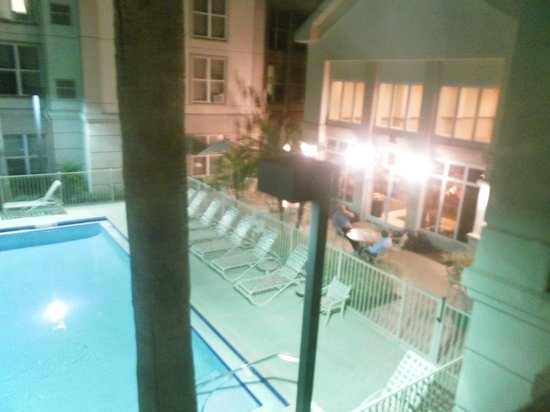 Homewood Suites Orlando/International Drive/Convention Center: view from room 211