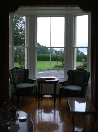Carriglea House: Lounge