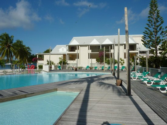 Mercure St Martin and Marina: piscine